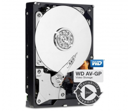 Dysk HDD WD 1TB IntelliPower 64MB AV-GP