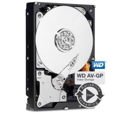 Dysk HDD WD 3TB IntelliPower 64MB AV-GP