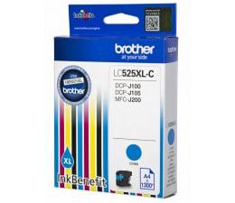 Tusz do drukarki Brother LC525XLC cyan 1300str.
