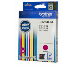 Tusz do drukarki Brother LC525XLM magenta 1300str.