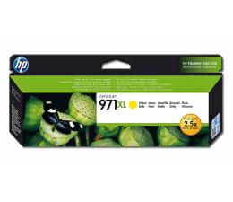 Tusz do drukarki HP 971XL CN628AE yellow 6600str.