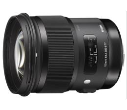 Obiektywy stałoogniskowy Sigma A 50mm f1.4 Art DG HSM Nikon