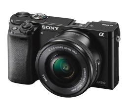 Bezlusterkowiec Sony ILCE A6000 + 16-50mm czarny