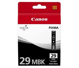 Tusz do drukarki Canon PGI-29MBK matt black (do 1345 zdjęć)