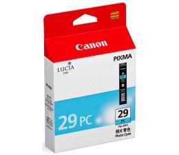 Tusz do drukarki Canon PGI-29PC photo cyan (do 1375 zdjęć)