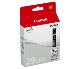 Tusz do drukarki Canon PGI-29LGY light grey (do 1320 zdjęć)
