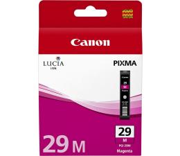 Tusz do drukarki Canon PGI-29M magenta (do 1755 zdjęć)