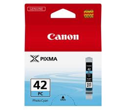 Tusz do drukarki Canon CLI-42PC foto cyan (do 292 zdjęć)