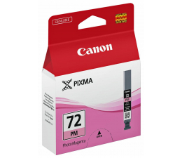 Tusz do drukarki Canon PGI-72PM photo magenta (do 303 zdjęć)