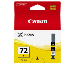 Tusz do drukarki Canon PGI-72Y yellow (do 377 zdjęć) 6406B001