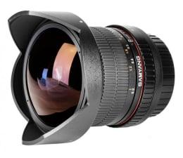 Obiektywy stałoogniskowy Samyang 8mm F3,5 AE FISH EYE CS II Nikon