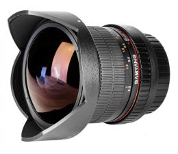 Obiektywy stałoogniskowy Samyang 8mm F3,5 AE Fish-Eye CS II Nikon F (AE)