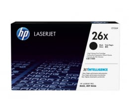 Toner do drukarki HP 26X CF226X black 9000str.