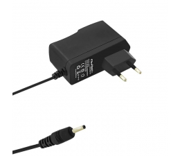 Ładowarka do smartfonów Qoltec Ładowarka sieciowa 5V 2.1A 3.0*1.0 mm