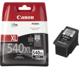 Tusz do drukarki Canon PG-540XL black 600str. 5222B005