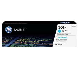 Toner do drukarki HP 201X cyan 2300str.