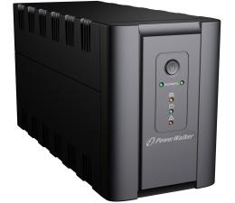 Zasilacz awaryjny (UPS) Power Walker VI 1200 (1200VA/600W, 2xPL/IEC, USB, AVR)
