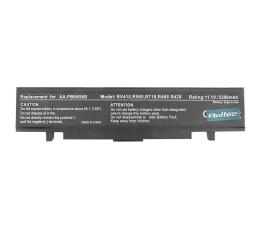 Bateria do laptopa Qoltec Samsung R580, 5200mAh, 10.8-11.1V