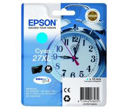 Tusz do drukarki Epson T2712 cyan 27XL 1100str. (C13T2712401)