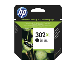 Tusz do drukarki HP 302XL F6U68AE black 480str.