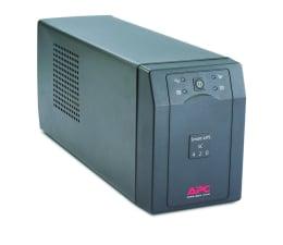 Zasilacz awaryjny (UPS) APC Smart-UPS SC (420VA/260W, 4xIEC, RJ-45, AVR)