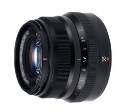 Obiektywy stałoogniskowy Fujifilm Fujinon XF 35mm f/2.0 R WR