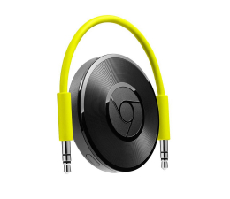 Odtwarzacz multimedialny Google Chromecast Audio