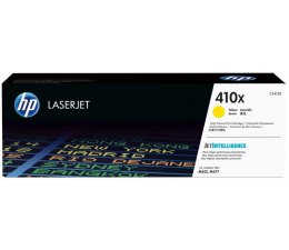 Toner do drukarki HP 410X CF412X yellow 5000str.