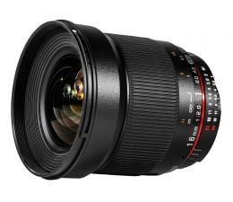 Obiektywy stałoogniskowy Samyang 16mm F2.0 ED AS UMC Canon