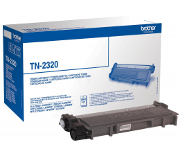 Toner do drukarki Brother TN2320 black 2600 str. (TN-2320)