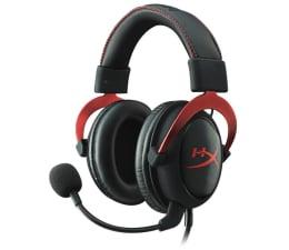 Słuchawki przewodowe HyperX Cloud II Headset (czerwone)