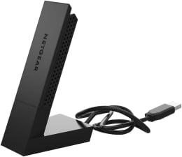 Karta sieciowa Netgear A6210-100PES (802.11a/b/g/n/ac 1200MB/s) USB 3.0