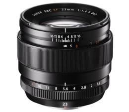 Obiektywy stałoogniskowy Fujifilm Fujinon XF 23mm f/1.4 R