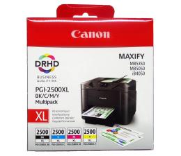 Tusz do drukarki Canon Zestaw 4 tuszów PGI-2500XL C/M/Y/BK