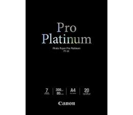 Papier do drukarki Canon Papier fotograficzny PT-101 (A4, 300g) 20szt.