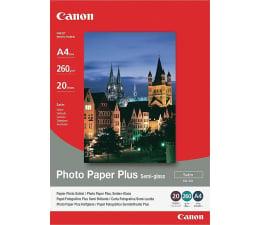 Papier do drukarki Canon Papier fotograficzny SG-201 (A4, 260g) 20szt.