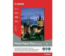 Papier do drukarki Canon Papier fotograficzny SG-201 (A3+, 260g) 20szt.