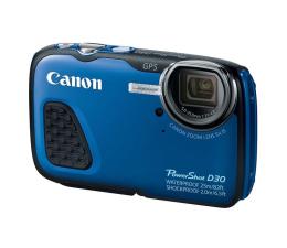 Aparat kompaktowy Canon PowerShot D30 niebieski