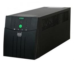 Zasilacz awaryjny (UPS) Ever Sinline 2000 (2000VA/1300W, 4xPL, USB, AVR)