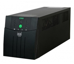 Zasilacz awaryjny (UPS) Ever Sinline 1600 (1600VA/1040W, 4xPL, USB, AVR)