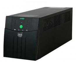 Zasilacz awaryjny (UPS) Ever Sinline 1200 (1200VA/780W, 4xPL, RJ-45, USB, AVR)