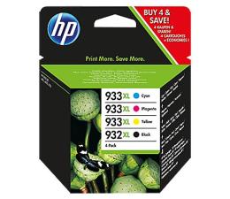 Tusz do drukarki HP Zestaw 4 tuszów 932XL + 933XL (C2P42AE)