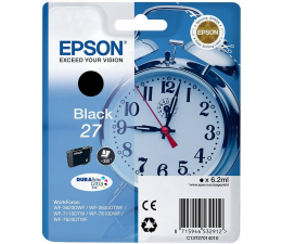 Tusz do drukarki Epson T2701 black 350str. 27 (C13T27014010)