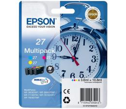 Tusz do drukarki Epson T2705 zestaw tuszów CMY 3x3,6ml