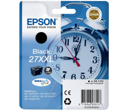Tusz do drukarki Epson T2791 black 2200str. 27XXL (C13T27914010)