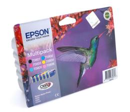 Tusz do drukarki Epson Zestaw 6 tuszów T0807 6x7,4ml