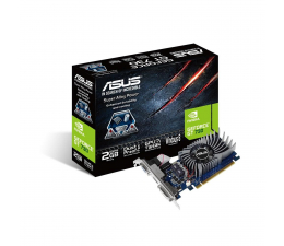 Karta graficzna NVIDIA ASUS GeForce GT730 2048MB 64bit BRK