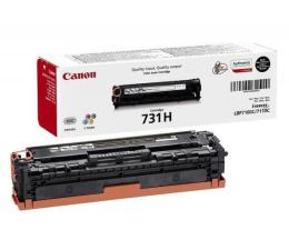 Toner do drukarki Canon CRG-731H BK black 2400 stron