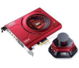 Karta dźwiękowa Creative Sound Blaster ZX (PCI-E)