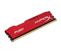 Pamięć RAM DDR3 HyperX 4GB (1x4GB) 1333MHz CL9 Fury Red